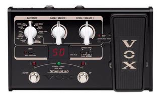 Pedalera Multiefecto Vox Stomplab 2g Sl2g Para Guitarra