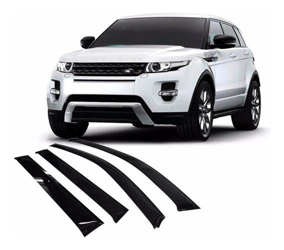 Calha De Chuva Range Rover Evoque 4 Portas