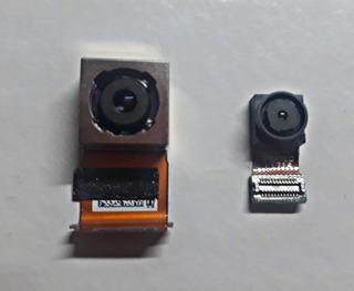 Câmeras Moto G5 100%original