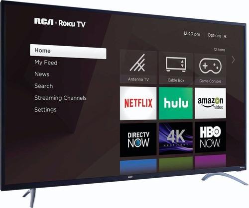 Smart Tv Rca X50andtv 50 Pulgadas Android 4k Uhd Bluetooth