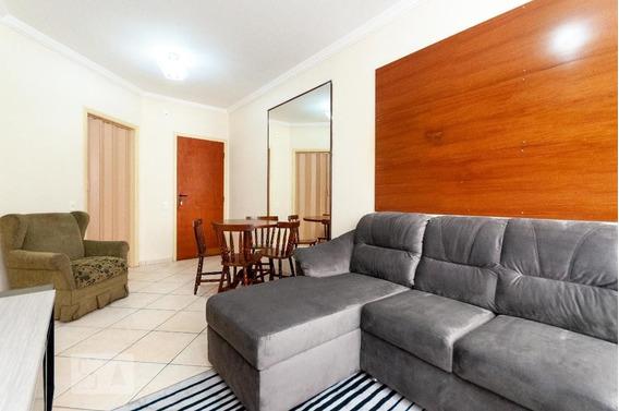 Apartamento No 10º Andar Mobiliado Com 1 Dormitório E 1 Garagem - Id: 892948493 - 248493