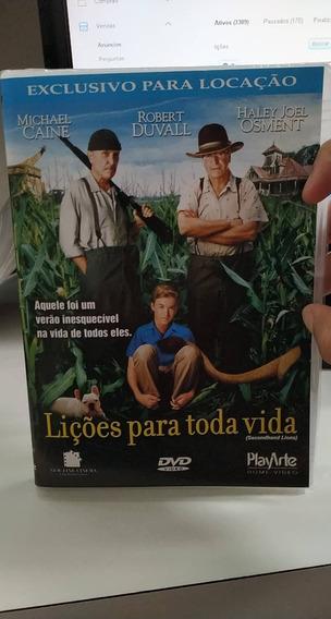 Lições Para Toda Vida -robert Duvall -dvd