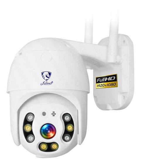 Camara Ip Wifi Mini Domo Full Hd Exterior Seguridad Microfono Espia Robotica Control Remoto Vision Nocturna Audio