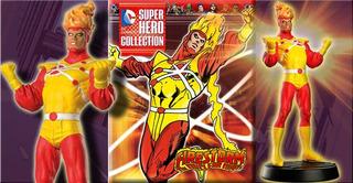 Figuras Dc Comics Nº 25 Firestorm