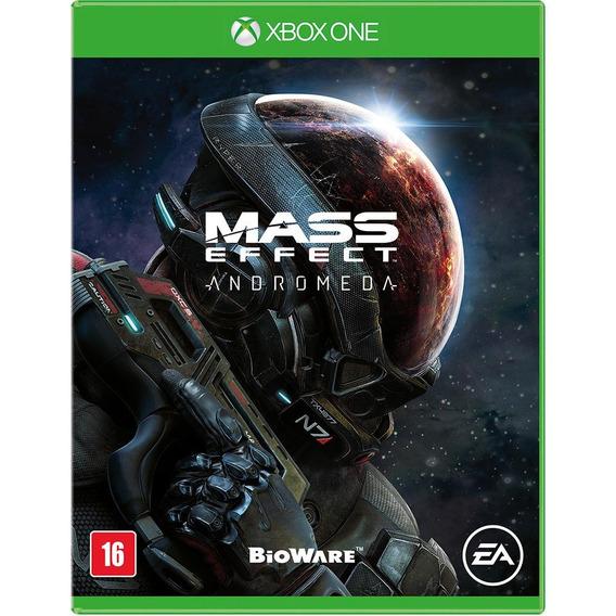 Mass Effect: Andromeda - Jogo Xbox One