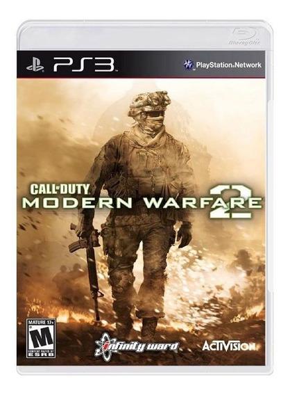 Call Of Duty: Modern Warfare 2 - Ps3 Original ** Reembalado