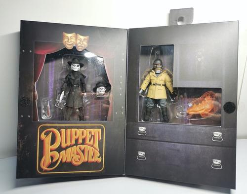 Imagen 1 de 3 de Neca Puppet Master - Blade & Torch