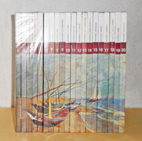 Coleção Grandes Museus Do Mundo (completa 20 Volumes)