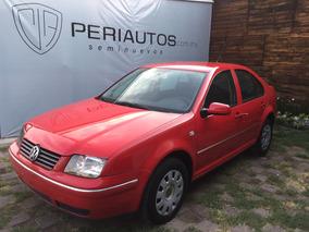 Volkswagen Jetta Europa Automatico 2007 Rojo