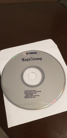 Magicstomp Drivers Via E-mail