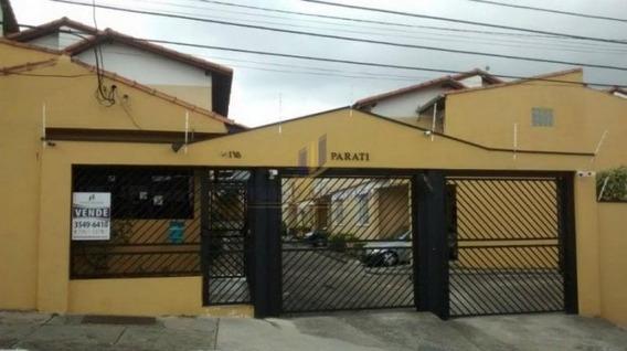 Sobrado Em Condomínio Para Venda No Bairro Ponte Rasa, 2 Dorm, 1 Vaga, 65m . So0953 - So0953