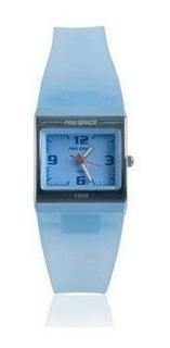 Reloj Pusera Pro Space Square-2c Sumergible