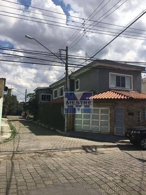 Sobrado Residencial À Venda, Ponte Grande, Guarulhos. - So0287