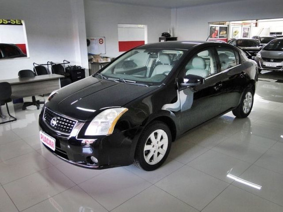 Nissan Sentra S 2.0 16v Flex, Mwu9347