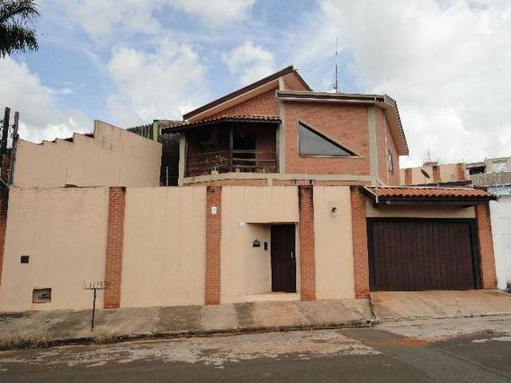 Casa Residencial Para Venda E Locação, Santa Rosa, Piracicaba. - Ca1434