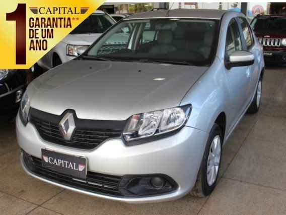 Renault Logan Authentique 1.0 12v Flex 4p