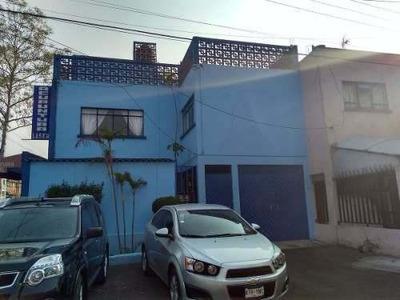 Casa En Venta, Ejido Santa Isabel Tola, Educación, Coyoacan.