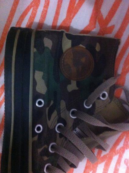 Zapatos Converse Camuflaje