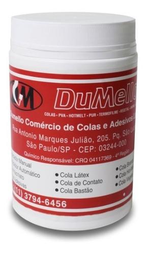Cola Para Laminação Pe,pp,ps,pet,acetato 1 Kg - Branca Pva -