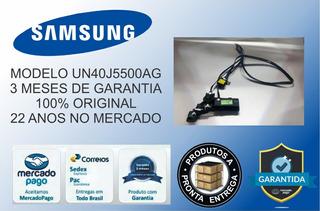 Botao Power+sensor +wifi + Bluetooth Tv Samsung Un40j5500ag