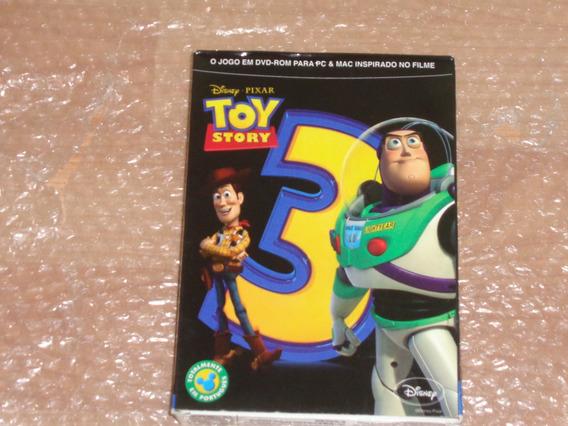 Toy Story 3 - Pc - Dublado Em Pt/br - Frete R$ 17
