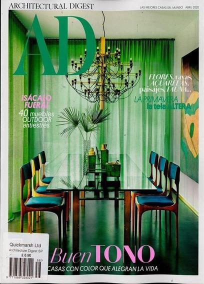 Ad Architectural Digest Es - Revista Das Melhores Casas