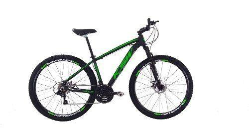 Bicicleta Ksw Aro 29 24 Marchas Freios À Disco Frete Grátis