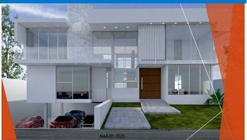 Hermosa Residencia En Pre Venta Con 5 Habitaccon Alberca Privada Y Campo De Golf