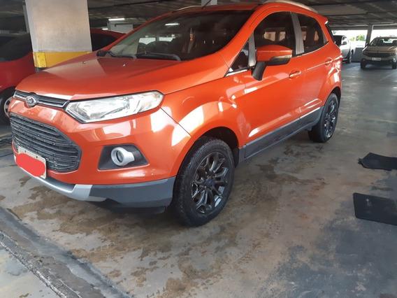 Ford Ecosport 1.6 16v Freestyle Flex 5p 2014