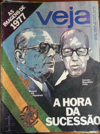 Veja - As Imagens De 1977 (nº 487)