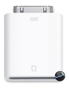 Adaptador Cartão De Memória Sd Sdhc Para iPad Connection Kit