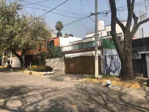 Se Renta Hermosa Casa Con Jardín En La Florida, Naucalpan