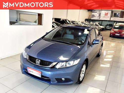 ! Honda Civic Exs Buen Estado Mvd Motors Permuto Financio !