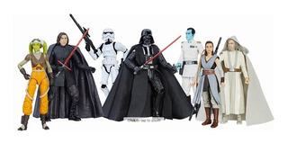 Star Wars Figura Black Series Surt Int B3834 Original Hasbro