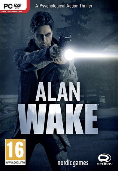 Alan Wake Pc - Steam Key (envio Flash)