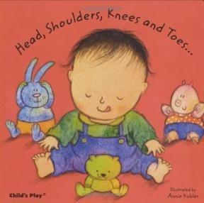 Head Shoulders Knees And Toes (cartone) - Kubler Annie (pap