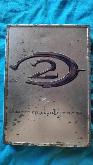 Steelbook Halo 2 Xbox Classic