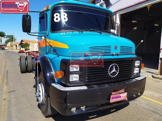 Mb L1318,ano 88,toco Reduzido,original,o Mais Novo Do Brasil