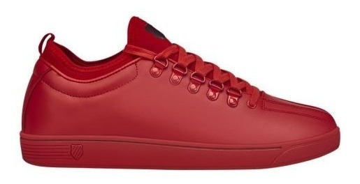 Tenis Casual K-swiss 0f159-001 9600 Rojo 826025