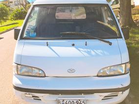 Hyundai H100, Ideal Para Reparto O Fletes.