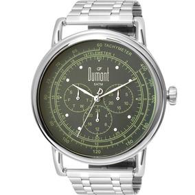 Relógio Dumont Masculino Du6p29aca/3k