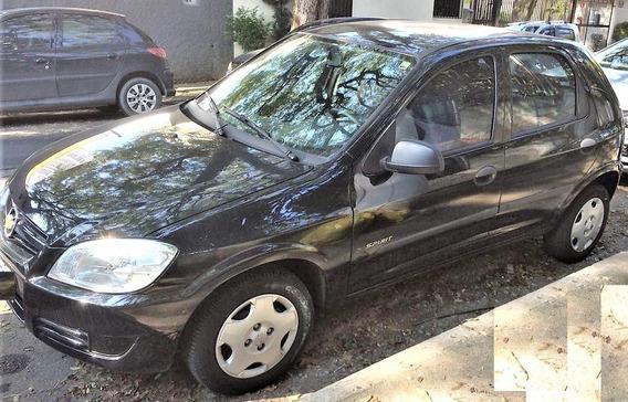 Gm Celta 4 Portas Spirit 1.0 - 2010 Carro Mulher Única Dona