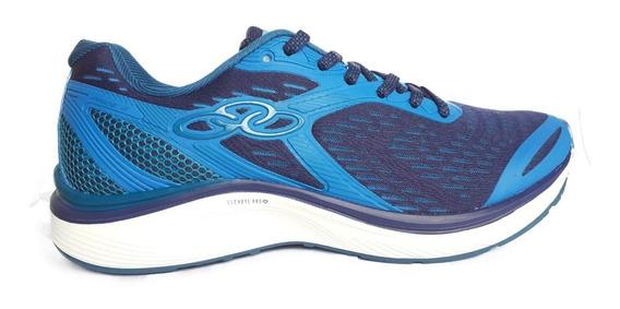 Tênis Corrida Masculino Olympikus Pride 2 Azul