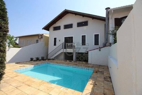 Casa Residencial À Venda, Nova Campinas, Campinas. - Ca2842