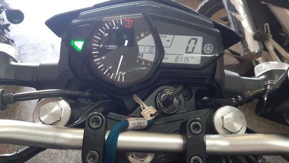 Yamaha Mt03 Unico Dono Zera