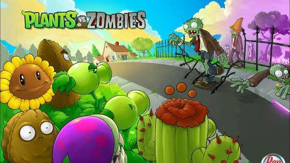 Plants Vs Zombies Completo Português-br Envio Por Email