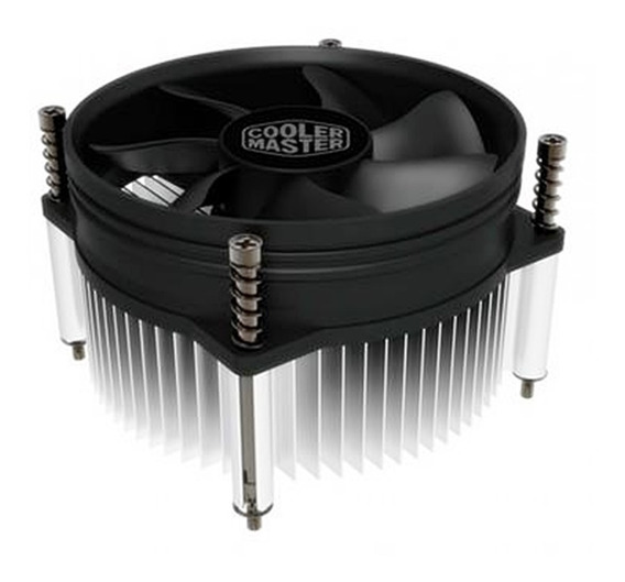 Cooler Master Intel I50 Lga 1156 1151 1155 1150 Nf Em Até 6x