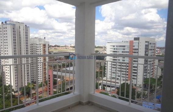 Apartamento Novo, 2 Dormitórios Com Suíte, A 500m Da Estação Congonhas Do Monotrilho - Bi26197