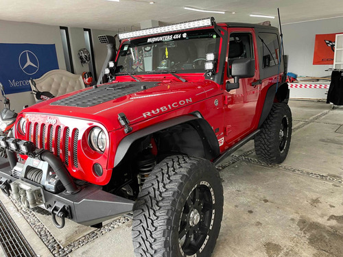 Imagen 1 de 15 de Jeep Wrangler 2010 3.8 Rubicon 4x4 At