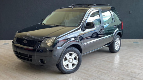 Ford Ecosport 2007 2.0 Xlt Automática Completo Impecável